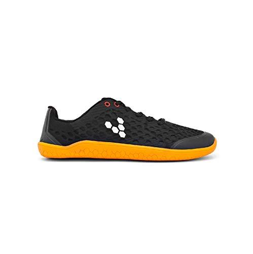 Chaussures Vivobarefoot Stealth 2 SWIMRUN Homme Noir Orange