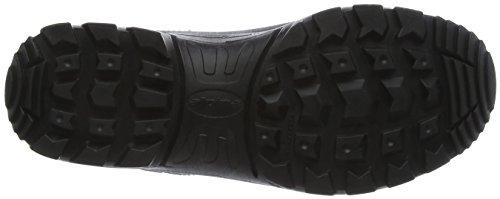 ALPINA 680203, Scarpe da Escursionismo Uomo Nero (Nero (nero))