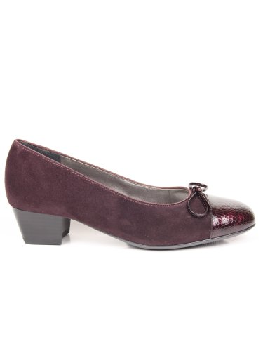 ara Slipper BORDO,RIOJA