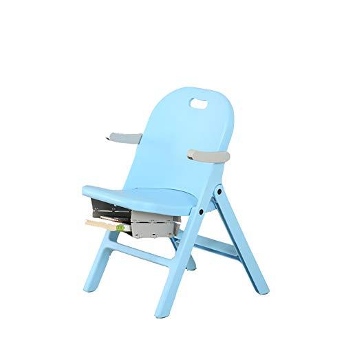 Pliant Pliable Extérieur Camping Pliage De Chambre À Coucher Extérieure Multifonction en Plastique Sélection Multicolore 40 * 34 * 62 Cm (40 * 70 Cm) ZHAOFENGE (Couleur : Bleu)
