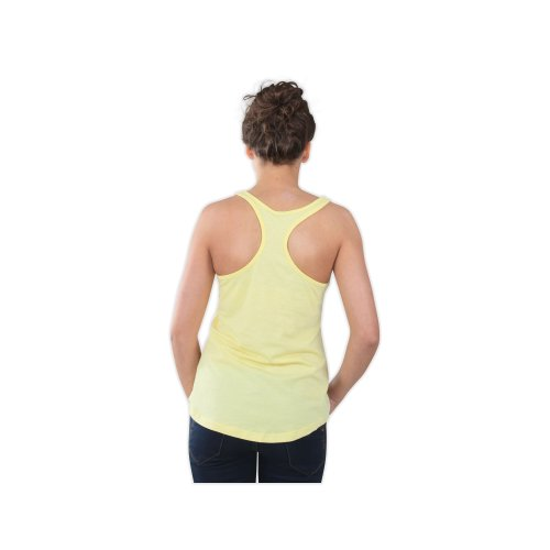 Sublevel T-Shirt Tank Top Yellow