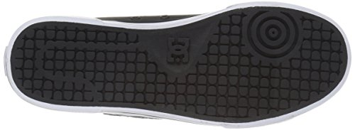 DC Shoes CHELSEA SE WOMENS SHOE D0302252, Sneaker, Donna Nero