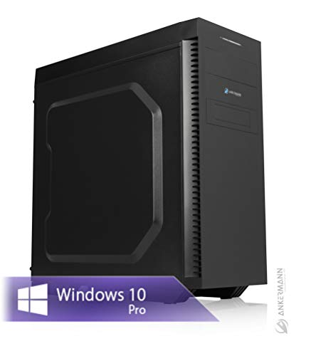 Ankermann Xeon Workstation Server PC Intel Xeon E3 1225 v6 4x3.3GHz GeForce GT 710 2GB 16GB RAM 250GB SSD Samsung Windows 10 PRO 250 Gb Edge