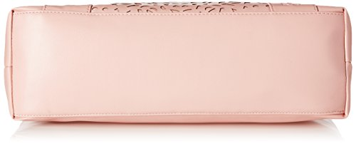 Butterflies Women's Handbag (Peach) (BNS 0588PCH)