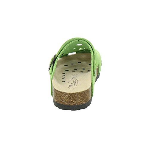 Tamancos Real Trabalho Confortáveis Afs Couro para Sapatos Sapatos Esd Maçã 21993 De Chinelos Senhoras Prático qxqX6gtvw