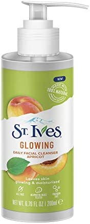 St.Ives Glowing Face Wash with Apricot Extracts, 200 ml