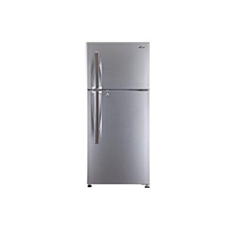 LG 360 L 4 Star Frost-Free Double Door Refrigerator (GL-T402HPZM,...