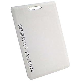 Anthell Electronics AE RFID-Transponder-Karte TK4100 125 kHz white