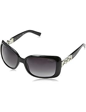 Guess GF6023_01B, Gafas de Sol para Mujer, Negro (Nero), 58