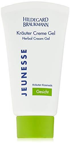 Hildegard Braukmann Jeunesse femme/women, Kräuter Creme Gel, 1er Pack (1 x 50 ml)