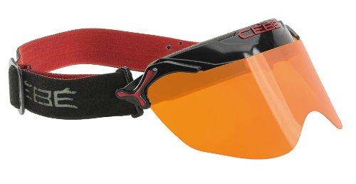 Cébé Herren Skibrille Pursuit All Flash Mirror Black/Orange
