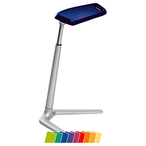 Variable Stehhilfe Fin, Stehsitz, Stehhocker, Stehstuhl, Stuhl, Ergonomisch