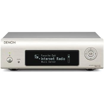 Denon DNP-F109 Kompakt-Netzwerk-Player (Internetradio