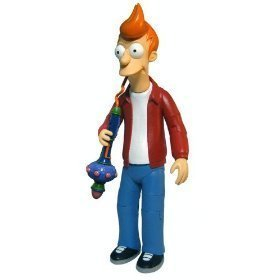ore Edition Fry Action Figure by Toynami (Fry Aus Futurama)