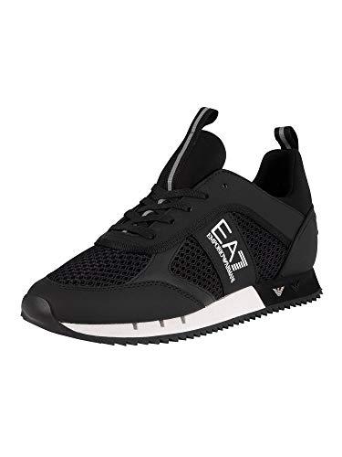 EA7 Mesh Lace Up Sneakers Herren