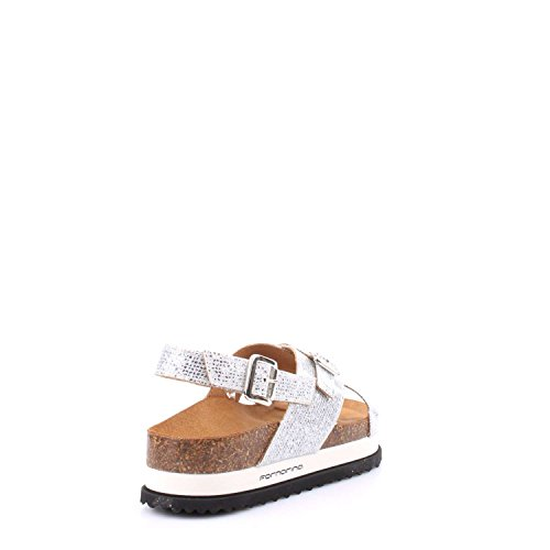 Fornarina PE17RZ1015G090 Sandalo Donna Argento