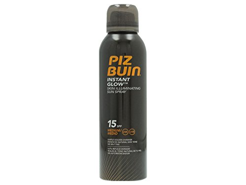 PIZ BUIN Instant Glow Spray SPF15 150ML