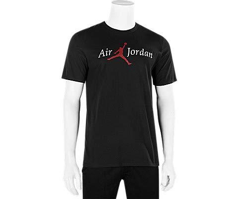 7d0704c0cda5e2 Jordan Sportswear Brand 5 Camiseta Hombre Negro M (Medium)