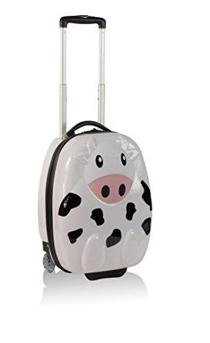 Maleta infantil de cabina en forma de Vaca