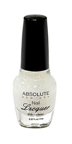 NEW YORK Vernis à ongles – Glitter absolue, 1 pièce