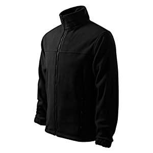 OwnDesigner by Adler Herren Fleecejacke Freizeitjacke Outdoor Pullover Fleece
