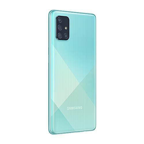 Samsung Galaxy A71 Dual SIM 128GB 6GB RAM SM-A715FN/DS Blue
