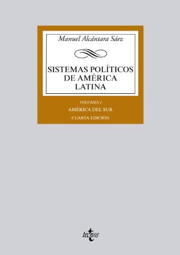 1: Sistemas políticos de América Latina: Vol. I: América del Sur (Derecho - Biblioteca Universitaria De Editorial Tecnos)