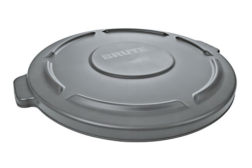 rubbermaid-brute-snap-on-lid-grey