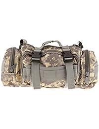 Banggood ELECTROPRIME Military Tactical Waist Pack Outdoor Shoulder Hand Bag Camping ACU