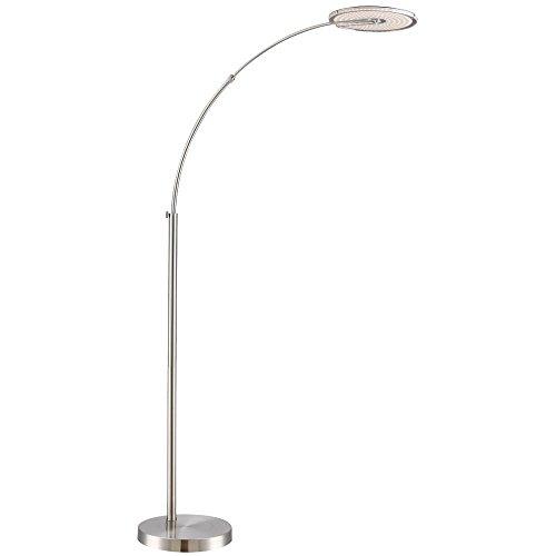 Moderna lampada a LED stand stand 18 Watt illuminazione Globo 59037