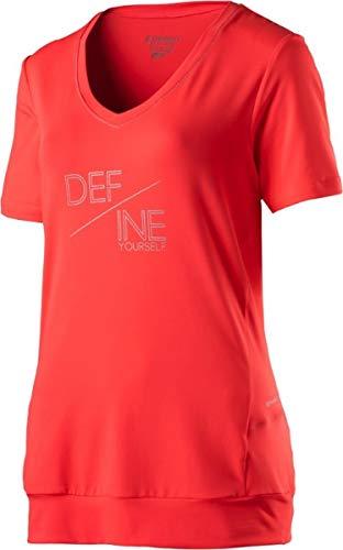 ENERGETICS Damen Gapela 4 T-Shirt, Green Aqua, 44 -