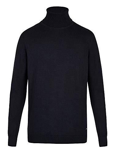 TIM´S Equestrian Herren Rollkragen Pullover Classic schwarz Größen M