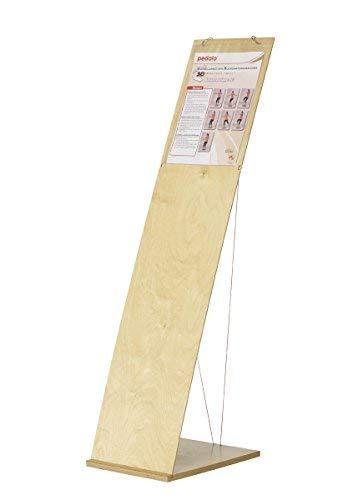 Pedalo Display I Infotafel I Kartenständer I Mehrzwecktafel I Präsentation I Plakat I Hinweisschild