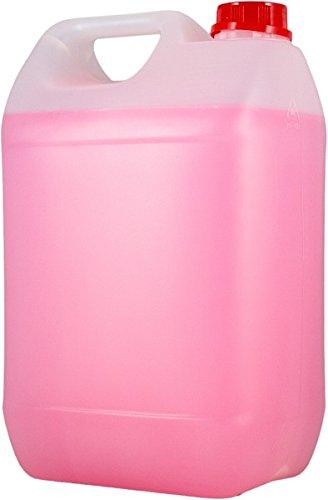 Cremeseife 2x5 Liter Kanister (rosa, parfümiert)