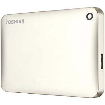 "Toshiba Canvio Connect II - Disco Duro Externo de 1 TB (USB 3.0, 6,35 cm (2.5"")), Gris"