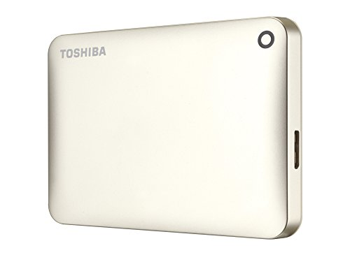 Foto Toshiba HDTC810EC3AA 1TB Canvio Connect II HardDisk