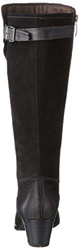 Tamaris Protte-B-1K-1 1-1-25513-25, Bottes femme Noir (schwarz (black001))