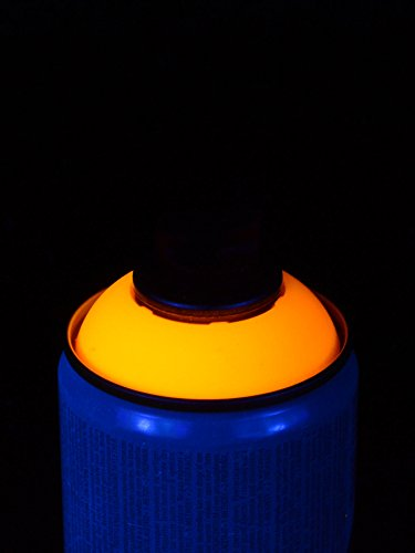 400ml Schwarzlicht Lackspray Orange