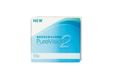 Bausch & Lomb PureVision 2 HD, 1 x 6 Stück,