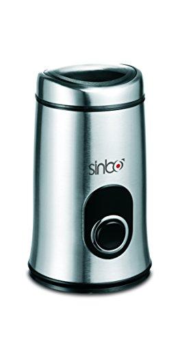 Sinbo SCM-2930 150W Acero inoxidable - Molinillo de café (150 W)
