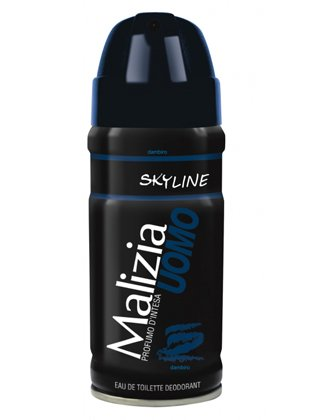 deodorante per uomo skyline spray da 150ml