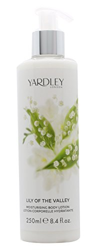 Yardley London Lily of the Valley Body Lotion 250ml
