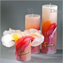 candela-lotuskerze-art-fire-18-cm