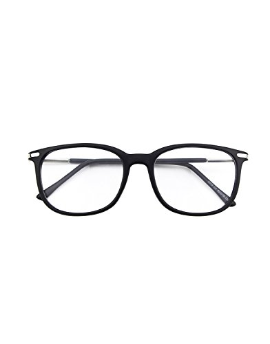 cgid-cn79-high-fashion-metal-temple-horn-rimmed-clear-lens-eye-glassesmatte-black