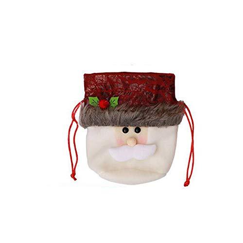 MANSEN Weihnachten süßigkeitenbeutel Cookie - tüte Xmas - Party Dekoration