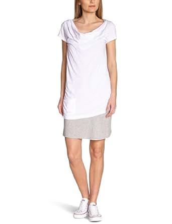 Bench Damen Kleid Gr. 32, Grau - Grau