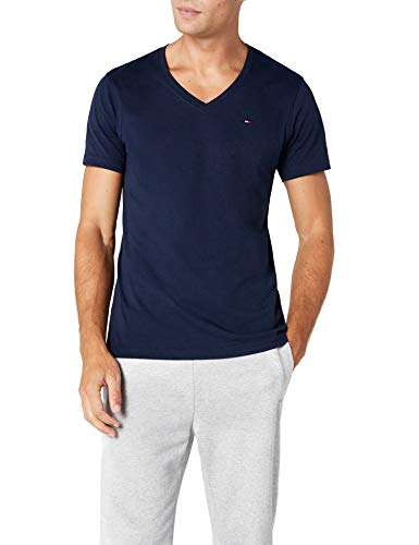 New tommy hilfiger tops t shirts the best Amazon price in SaveMoney.es 83ee7d319d97
