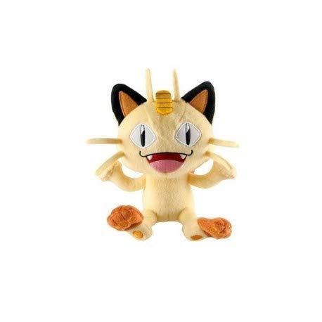 Tomy-Peluche-Pokemon-Miaouss-18cm-0053941188467