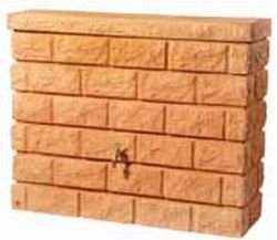ROCKY Wandtank 400 L, sandstone