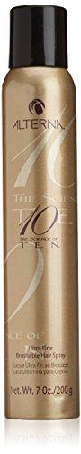Alterna Ten Bürste Haar Spray - Damen, 1er Pack (1 x 200 ml)